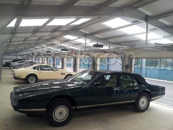 Aston Martin Steel Buildings Aston Martin Steel Garages