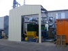 10 NOTTINGHAM - Industrial Biomass Building SS - Deanestor - Mansfield - Steel Buildings (Norfolk) Ltd