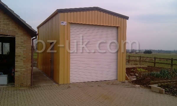 Motorhome storage steel buildings motorhome steel for Motorhome storage building