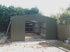 5 NORFOLK - Steel Motorbike Storage Building SS - Price - Kings Lynn - Steel Buildings (Norfolk) Ltd