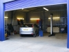NORFOLK - VOSA MOT workshop and Servicing bay SS - Value Car Centre - NORWICH CITY - OZ-UK Steel Buildings (Norfolk) Ltd