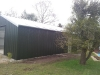 12 Kidderminister -  Domestic Workshop - Hannaford - Worcester - OZ-UK Steel Buildings